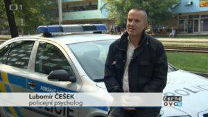 PhDr. Lubomír Češek - Rozhovor pro Českou televizi k tématu násilného napadení